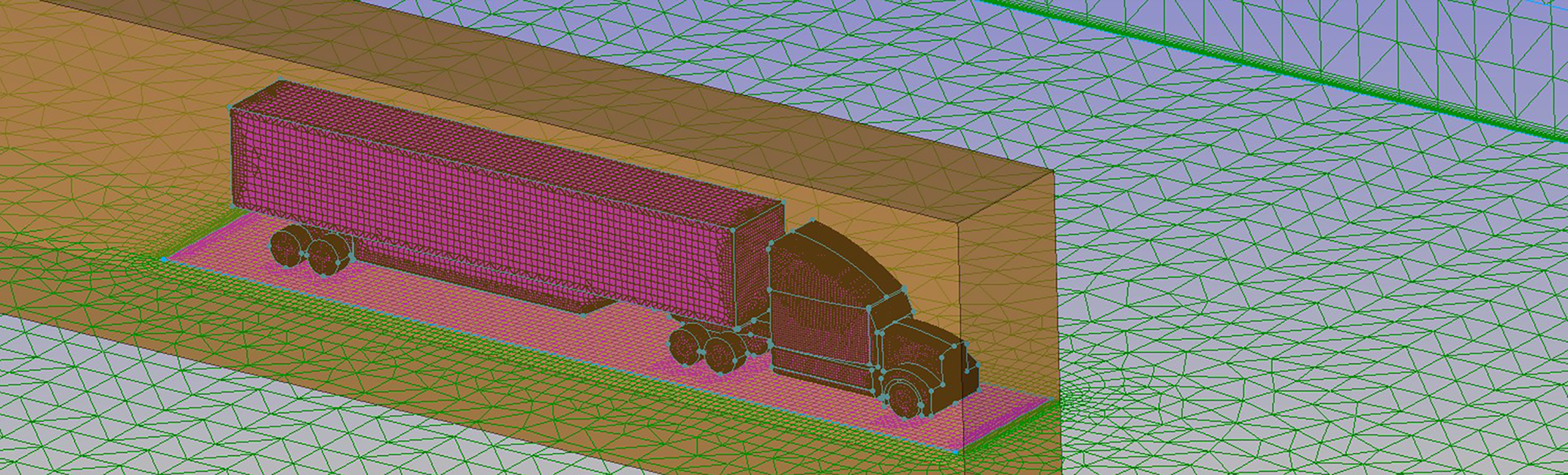 CFD to Help Quantify the Benefits of Truck Platooning Technologies