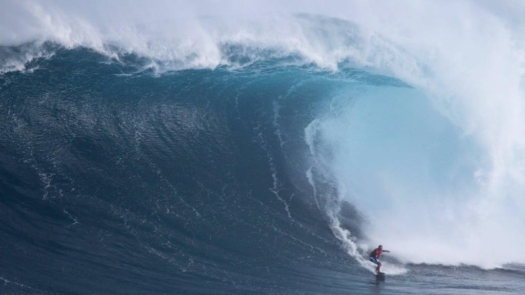 Big Wave Surfboard Optimization