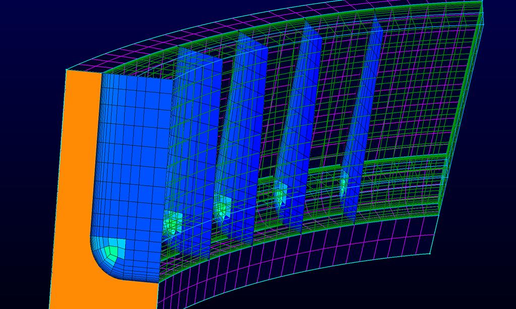 Advanced Structured Grid Techniques