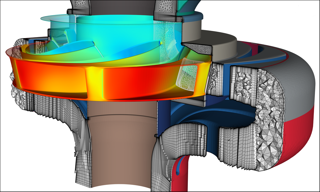 Simulation of Injection Pump Cavitation