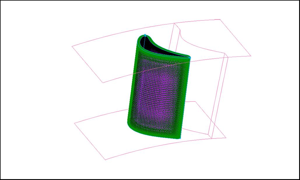 Multi-block Grids for Turbine Blades