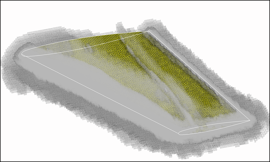 Learn how to use solution-adaptive meshing for more efficient CFD simulations