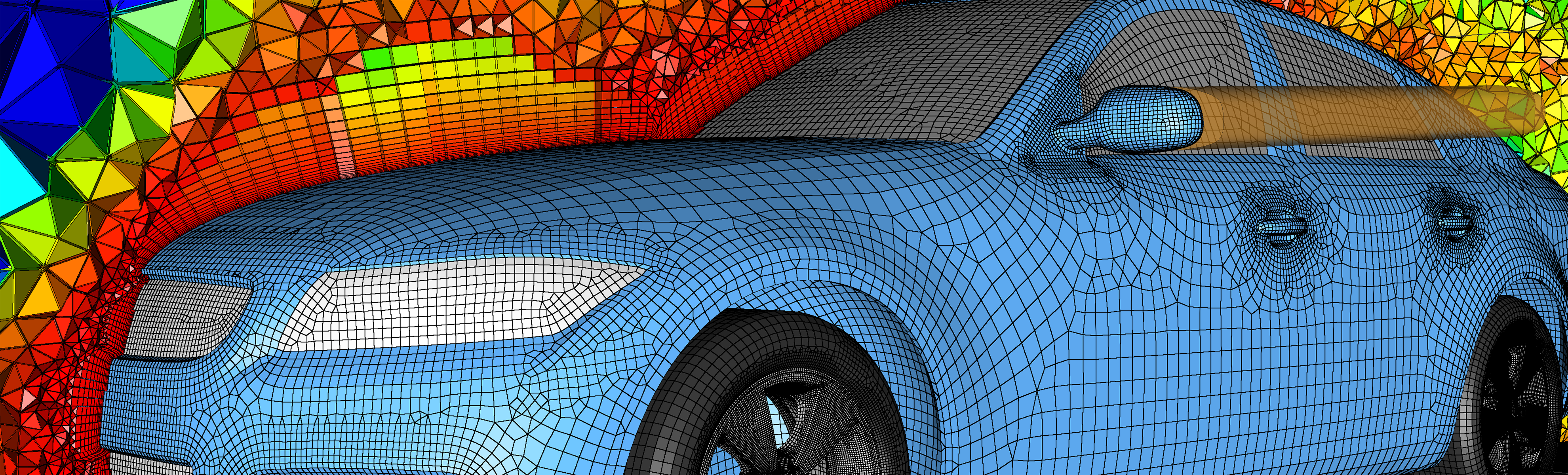 Pointwise for Automotive CFD Simulation Workshop